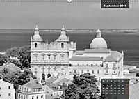 Lissabon - Schwarzweiss (Wandkalender 2019 DIN A2 quer) - Produktdetailbild 9