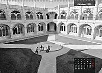Lissabon - Schwarzweiss (Wandkalender 2019 DIN A2 quer) - Produktdetailbild 10