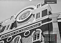 Lissabon - Schwarzweiß (Wandkalender 2019 DIN A3 quer) - Produktdetailbild 8