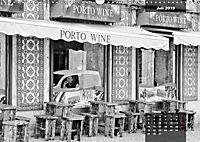 Lissabon - Schwarzweiss (Wandkalender 2019 DIN A3 quer) - Produktdetailbild 7