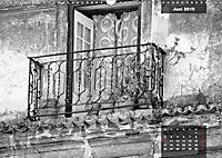 Lissabon - Schwarzweiß (Wandkalender 2019 DIN A3 quer) - Produktdetailbild 6