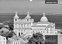 Lissabon - Schwarzweiß (Wandkalender 2019 DIN A3 quer) - Produktdetailbild 9