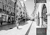 Lissabon - Schwarzweiß (Wandkalender 2019 DIN A4 quer) - Produktdetailbild 11