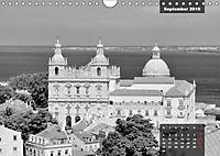 Lissabon - Schwarzweiß (Wandkalender 2019 DIN A4 quer) - Produktdetailbild 13