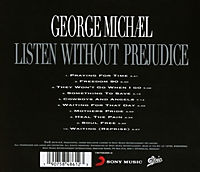 Listen Without Prejudice,Vol.1 (Remastered) - Produktdetailbild 1