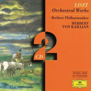 Liszt: Orchestral Works, Shura Cherkassky, Herbert von Karajan, Bp