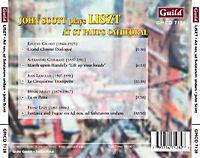 Liszt+Orgelwerke - Produktdetailbild 1
