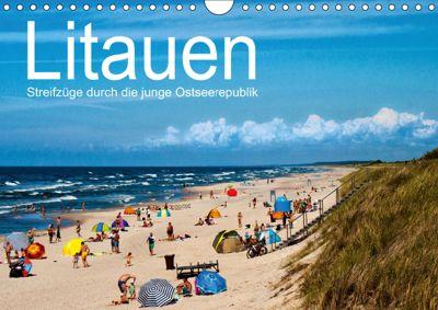 Litauen - Streifzüge durch die junge Ostseerepublik (Wandkalender 2019 DIN A4 quer), Christian Hallweger