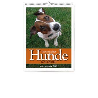 Literarischer Hunde-Kalender 2018