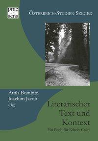 Literarischer Text und Kontext