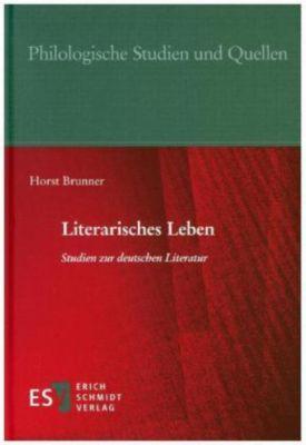 Literarisches Leben, Horst Brunner