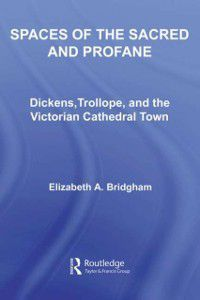 Literary Criticism and Cultural Theory: Spaces of the Sacred and Profane, Elizabeth A. Bridgham