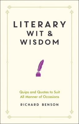 Literary Wit and Wisdom