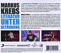 Literatur unter Betäubung, 2 Audio-CDs - Produktdetailbild 1