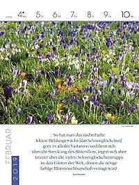Literaturkalender Gartenlust 2019 - Produktdetailbild 6
