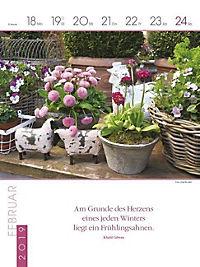 Literaturkalender Gartenlust 2019 - Produktdetailbild 8