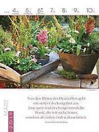 Literaturkalender Gartenlust 2019 - Produktdetailbild 10
