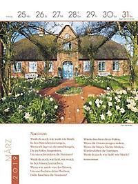 Literaturkalender Gartenlust 2019 - Produktdetailbild 13