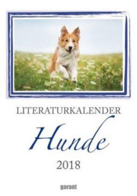 Literaturkalender Hunde, Wochenkalender 2018