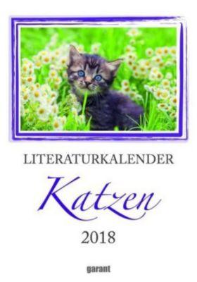 Literaturkalender Katzen 2018