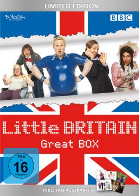 Little Britain - Great Box Limited Edition, Matt Lucas, David Walliams