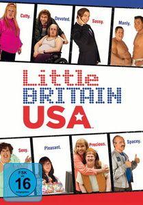 Little Britain USA, Matt Lucas, David Walliams