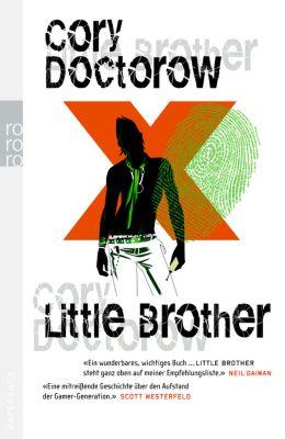 Little Brother, Cory Doctorow