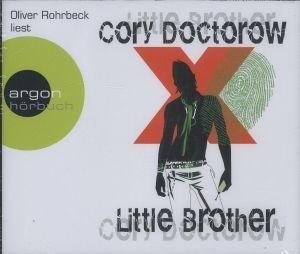 Little Brother, 6 Audio-CDs, Cory Doctorow