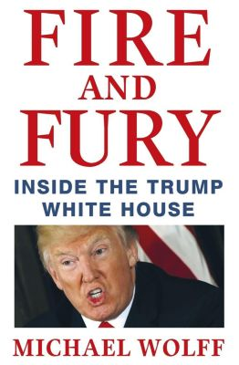 Little, Brown Book Group: Fire and Fury, Michael Wolff
