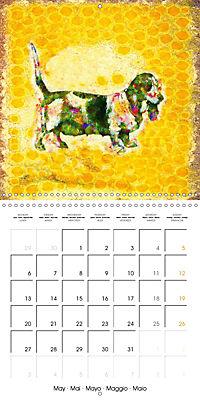 Little Colour Nuances (Wall Calendar 2019 300 × 300 mm Square) - Produktdetailbild 5