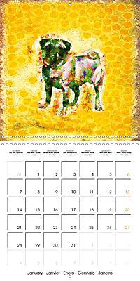 Little Colour Nuances (Wall Calendar 2019 300 × 300 mm Square) - Produktdetailbild 1