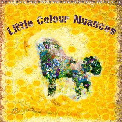 Little Colour Nuances (Wall Calendar 2019 300 × 300 mm Square), Mathias Bleckmann