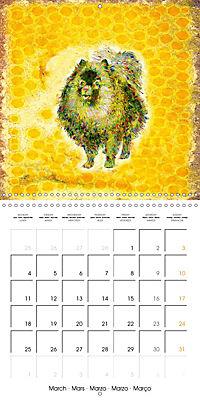 Little Colour Nuances (Wall Calendar 2019 300 × 300 mm Square) - Produktdetailbild 3