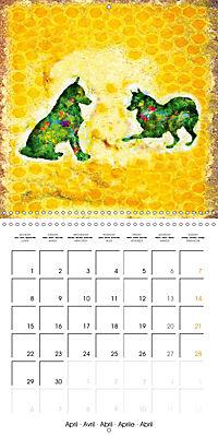 Little Colour Nuances (Wall Calendar 2019 300 × 300 mm Square) - Produktdetailbild 4