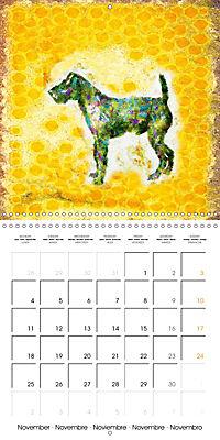 Little Colour Nuances (Wall Calendar 2019 300 × 300 mm Square) - Produktdetailbild 11