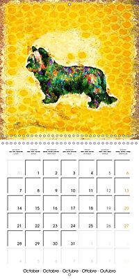 Little Colour Nuances (Wall Calendar 2019 300 × 300 mm Square) - Produktdetailbild 10