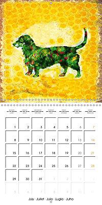 Little Colour Nuances (Wall Calendar 2019 300 × 300 mm Square) - Produktdetailbild 7
