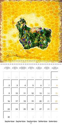 Little Colour Nuances (Wall Calendar 2019 300 × 300 mm Square) - Produktdetailbild 9