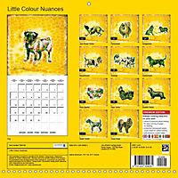 Little Colour Nuances (Wall Calendar 2019 300 × 300 mm Square) - Produktdetailbild 13