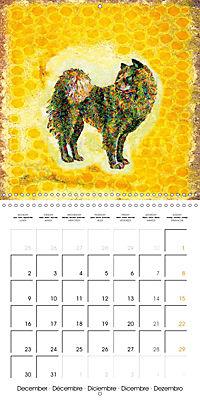 Little Colour Nuances (Wall Calendar 2019 300 × 300 mm Square) - Produktdetailbild 12