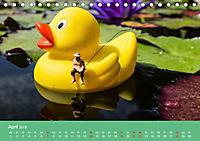 Little Heroes - kleine Eroberer (Tischkalender 2019 DIN A5 quer) - Produktdetailbild 4