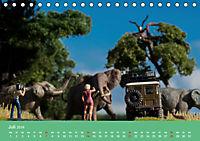 Little Heroes - kleine Eroberer (Tischkalender 2019 DIN A5 quer) - Produktdetailbild 7