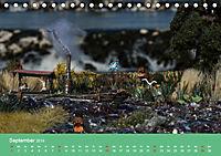 Little Heroes - kleine Eroberer (Tischkalender 2019 DIN A5 quer) - Produktdetailbild 9