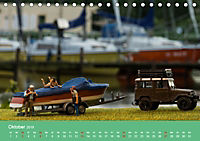 Little Heroes - kleine Eroberer (Tischkalender 2019 DIN A5 quer) - Produktdetailbild 10