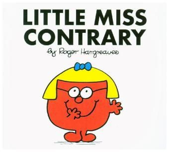 Little Miss Contrary, Roger Hargreaves