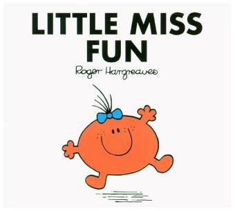 Little Miss Fun, Roger Hargreaves