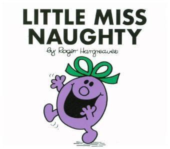 Little Miss Naughty, Roger Hargreaves