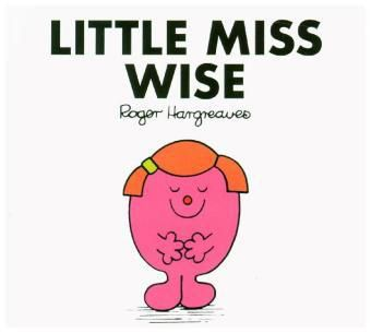 Little Miss Wise, Roger Hargreaves