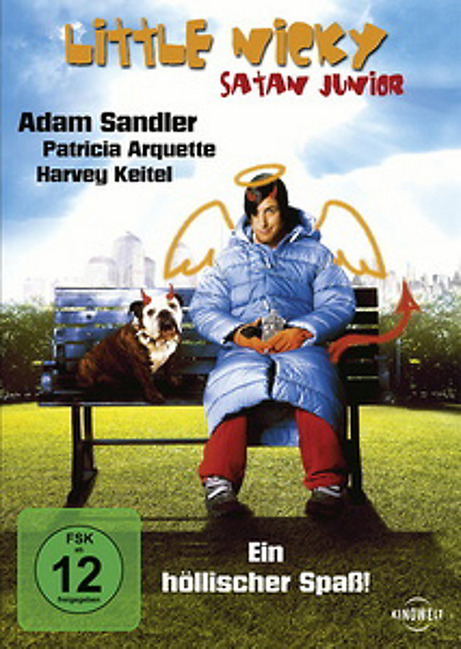 Little Nicky - Satan Junior DVD bei Weltbild.ch bestellen