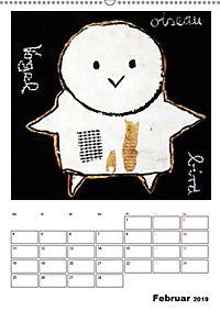 little pets (Wandkalender 2019 DIN A2 hoch) - Produktdetailbild 2